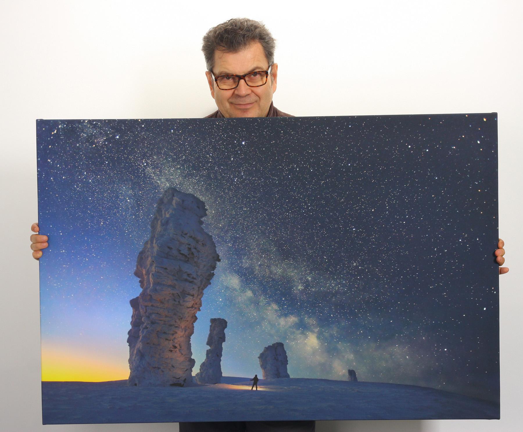 Wydruk na płótnie (canvas) mat 80x120 cm