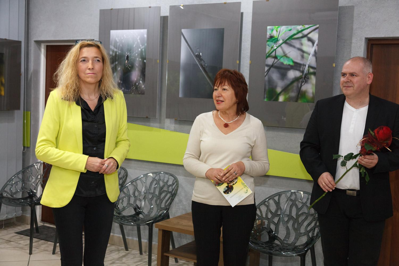 """Wystawa makro fotografii Małgorzaty Kadysz """"Zobaczyć więcej"""""""