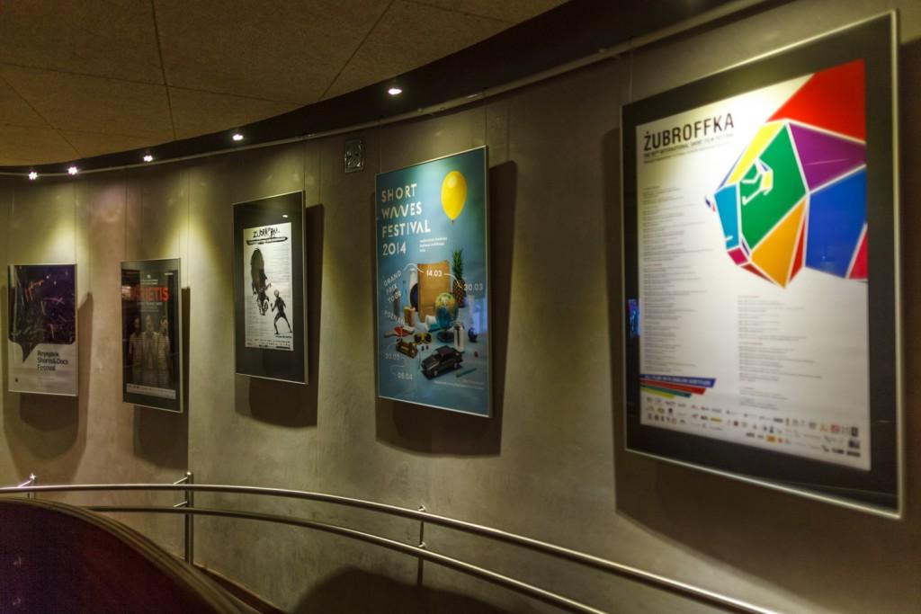 Wystawa: MFFK Żubroffka - 10 lat w plakacie