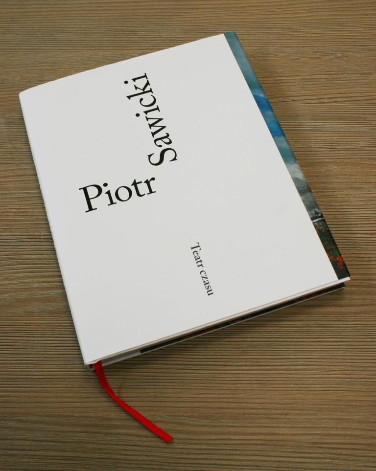 "Album ""Teatr czasu"" Piotr Sawicki"