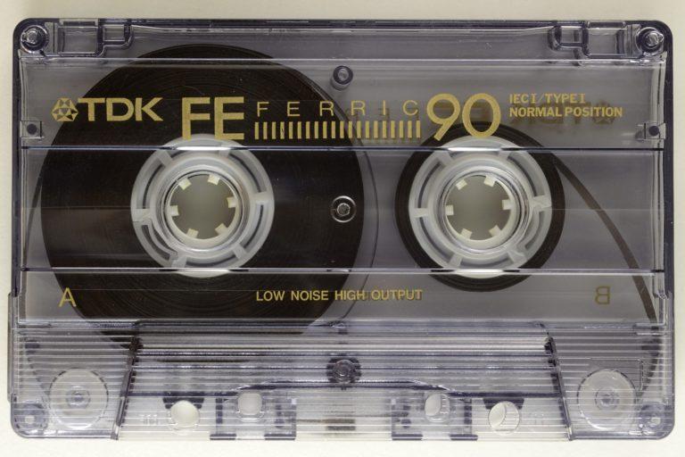 przegrywanie kaset magnetofonowych